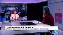 """Littérature : Sortie de """"Sérotonine"""", le dernier roman de Michel Houellebecq"""