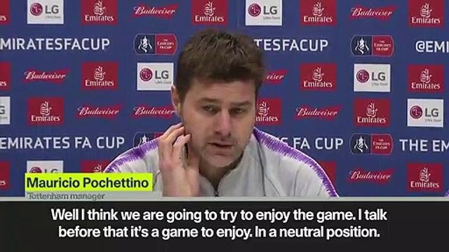 Eng Sub: Pochettino wants to enjoy Manchester City vs Liverpool from neutral position