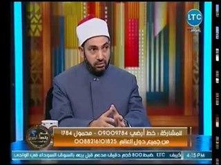 الشيخ سالم عبد الجليل يناشد القائمين علي الدوله بدراسة قرار غلق قناة LTC