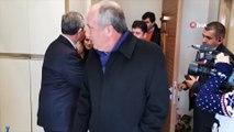 Büyükşehir Belediye Başkan Adayı Mansur Yavaş, Muharrem İnce ile bir araya geldi