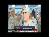 """وزير الدفاع وعدد من رجال القوات المسلحة يتبرعون لصندوق """"تحيا مصر"""""""