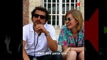 Shuffle Interview Greenroom - Kid Francescoli