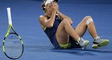 Bianca Andreescu, Caroline Wozniacki'yi Rahat Geçti