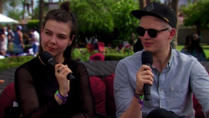 Of Monsters and Men - Coachella Interview