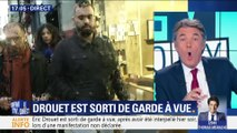 Gilets jaunes: Fallait-il arrêter Éric Drouet ?