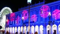 NICE A NOEL 2018 : Marché de NOËL, illuminations, place masséna