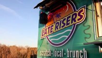 Late Risers Food Truck custom built by Sizemore Ultimate Food Trucks
