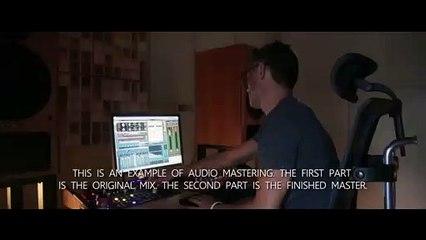 Indie Rock Audio Mastering Sample by Red Mastering Studio London
