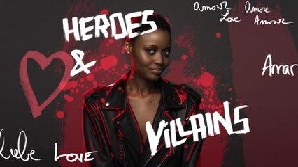 Alx Veliz - Heroes & Villains