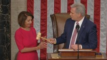Special Report: Nancy Pelosi elected speaker of the House