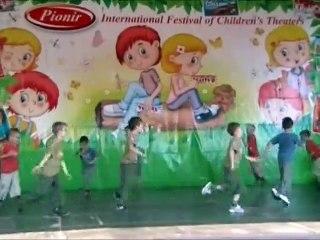 Klincijada 2008 - TRG SLOBODE - PU Nasa Radost - vrtic HAIDI Mali Bajmok Jadranka Beokovic - Dusan Svilar IZNAD PROSEKA - Gyermekparade