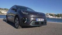 Kia e-Niro - The fully electric Kia e-Niro Review & Test Drive