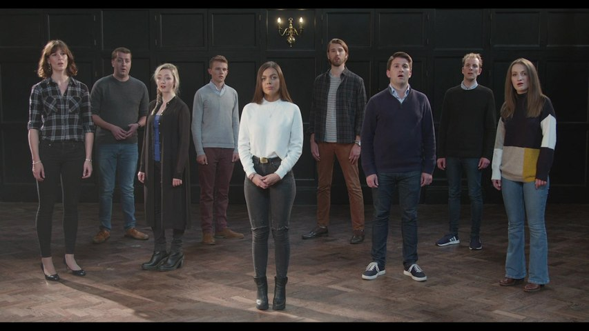 Voces8 - Traditional: Carrickfergus (Arr. Pacey)