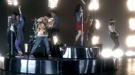 Cast of Camp Rock 2 - It's On