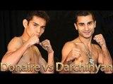 Nonito Donaire vs Vic Darchinyan I (Highlights)