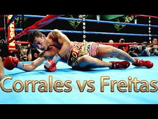 Diego Corrales vs Acelino Freitas (Highlights)
