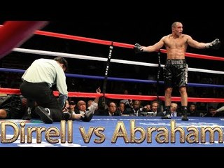 Andre Dirrell vs Arthur Abraham (Highlights)