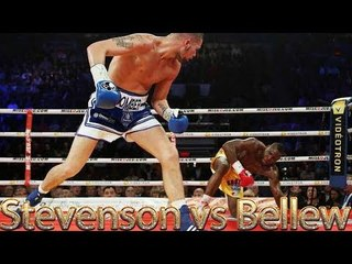 Adonis Stevenson vs Tony Bellew (Highlights)