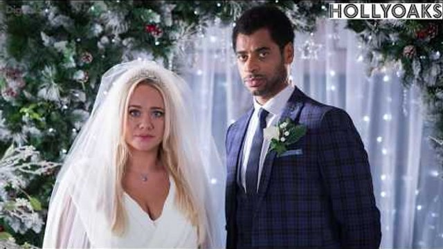 Hollyoaks: Harry returns to get back with James | Louis gets married, but already has wife