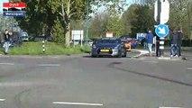 JDM Tuner Cars Leaving Meets! - DRIFTS & BURNOUTS!