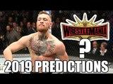 2019 WWE AND WRESTLING PREDICTIONS! | WrestleTalk WrestleRamble