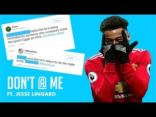 DON'T @ ME | JESSE LINGARD | New Adidas FIFA Kits