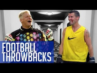 Roy Keane & Peter Schmeichel FIGHT! | Football Throwbacks