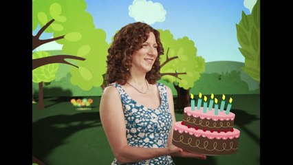 The Laurie Berkner Band - Where Is The Cake?