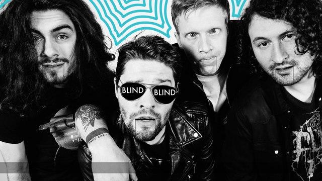 Holy White Hounds - Blind