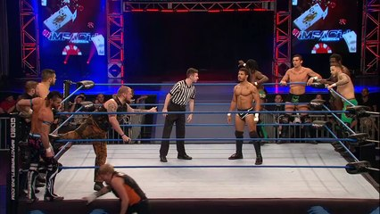 Impact! Wrestling - 2019.01.03 - Part 01   Countdown to Impact! Wrestling Homecoming