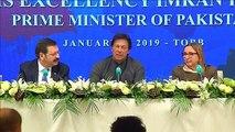 Prime Minister Imran Khan addresses Turk business community