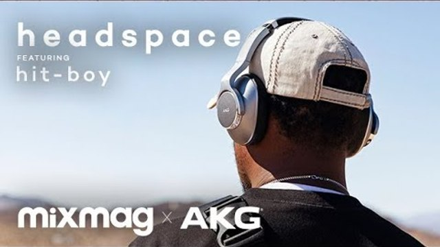 Inside Hit-Boy's Grammy-winning creative process   HEADSPACE by AKG and Mixmag