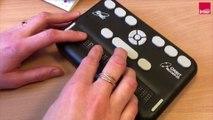 Tablette de lecture en braille : mode d'emploi