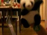 La danse du panda: petit délire de Noël