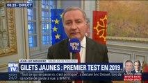 """Le maire de Toulouse se dit """"extrêmement inquiet"""" pour la manifestation de gilets jaunes ce samedi"""