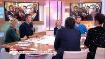 Augustin Trapenard se demande si la presse n'a pas fait un faux procès à Jean-Luc Mélenchon après une séquence buzz - Regardez