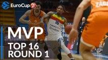 7DAYS EuroCup Top 16 Round 1 MVP: Andrew Albicy, MoraBanc Andorra