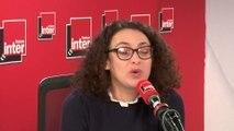 Delphine Horvilleur répond aux questions d'Alexandra Bensaid