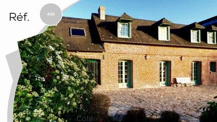 A vendre - Maison/villa - Dieppe (76200) - 6 pièces - 180m²