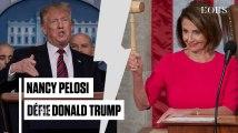 """Pelosi tacle Trump : """"C'est un maître de la diversion"""""""