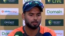 India Vs Australia 4th Test: Rishabh Pant admits he was a little nervous in nineties| वनइंडिया हिंदी