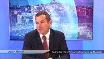 """Julien Ravier, maire des 11e et 12e arrondissements de Marseille : """"L'avenir de la ville se joue à l'Est"""""""