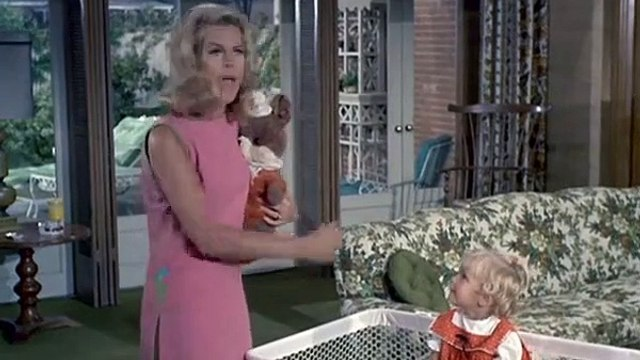 Bewitched S03E06 - Endora Moves In For A Spell
