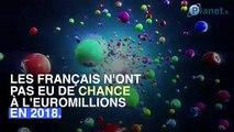 EuroMillions :  les Français malchanceux en 2018