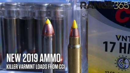 New Varmint Ammo from CCI