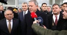 Milli Savunma Bakanı Akar'dan Kritik Suriye Açıklaması