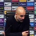 Guardiola sobre Bernardo- «Ele é incrível. Há muito tempo que não via uma e