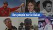 Les people du Dakar - Auto - Dakar 2019 - Rétro