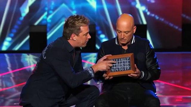 Magicians Invite Judges on Stage   Magicians Got Talent