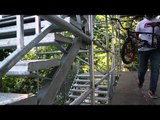 First BMX jump - Big Air - FISE 2012 by Gael Robert